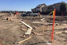 New Homes Under Construction / We're setting forms today on the Edgewood models while work on our brand new streets continues!  Sign up for the interest list ---> http://spr.ly/6491BFsot