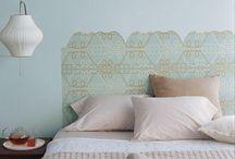 Reforma rápida / Seja com tinta, adesivos, papel de parede... A reforma rápida pode dar novos ares à sua casa, se inspire!