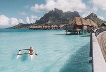 French Polynesia Travel Inspiration / Inspiration for your French Polynesia trip