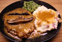 Main Dish Recipes / by Gloria McMahon