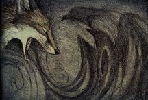 Reynard the Fox / trickster, storyteller, zen master, screamer