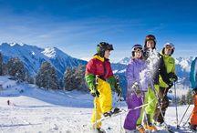 Fugi la Ski în Vacanța de Iarna a copiilor. /  Profită acum de reducerile Early Booking de până la 30%: http://goo.gl/TxiiLu