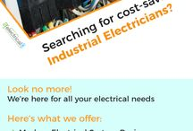 Industrial Electrical Contractors for Estimating & Installation