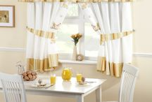 KITCHEN CURTAINS IDEAS / collection picture of KITCHEN CURTAINS