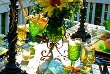 Table Settings / by Cathy Clark