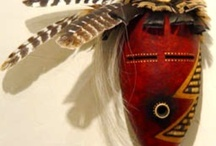 NATIVE NORTH AMERICAN V / MASKS AND KATCHINAS / by jennifer pullium green
