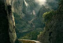 Vándorvágy / Szép helyek, országok, hegyek, tavak, tengerek...