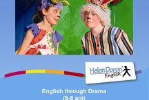 English Summer Fun / Cursurile de vară Helen Doron English sunt o oportunitate de a exersa și de ce nu, de a avea un start bun în învățarea limbii engleze. Copiii își vor găsi prieteni noi, se vor distra, vor face descoperiri și bineînțeles, vor învăța!