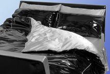 Hi-Gloss PU Bed Linen