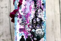 Mixed Media Tags & Cards / by Lindy's Stamp Gang