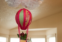 Hot air balloon  / by Nancy Hollingsworth