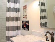 Bathrooms - Decorate - Improvement List