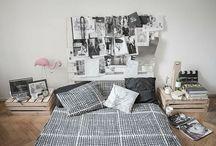 Inspirational interior ideas! / Installations, interior design and inspirational ideas