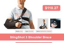 Shoulder Support Brace & Straps / All types of shoulder posture braces, shoulder support straps, shoulders back posture support, shoulder therapy kit and many more is available here. All items price is affordable, shop anywhere from USA. These shoulder medical products help to recover fast from shoulder injuries or pain. Visit Affordable Medical Goods to check our updated list.