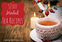 Tea Time - Recipes