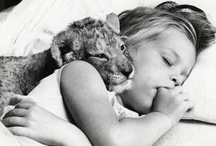 Beautiful photos with children