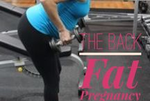 Preggie workouts