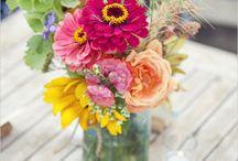 Wildflower weddings  / by Sophisticated Floral Designs