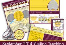 Visiting Teaching / by Lori Watkins
