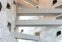 Interior Design / Alucoil, blending quality and design in interior spaces.