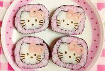 Hello Kitty Food in Japan