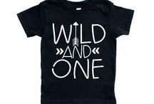 t-shirt one birthday