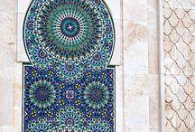 moroccan / mosaic designs