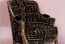 African Textiles Home Furnishings / Amazing and innovative home decor
