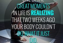 Fitness Quotes / by Whitney Switzer