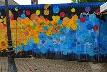 Street Art around the World / unknown street art found all over the world