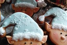 Cookie Icing Inspiration / I love cookie decorating...