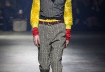 Men's collections of fashion designers