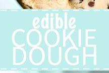 Cookie Dough / You can't get any better than raw cookie dough! I'm still trying to find the perfect recipe :(  | Cookie Dough | Cookies | Snack | Guilty Pleasure |