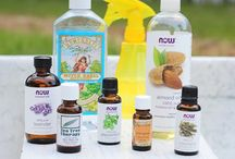 Free of Toxins / cleaning products and products for skin without the chemicals