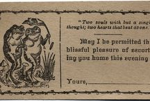 victorian pickup cards