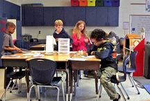 Flexible Seating in the Classroom / Research and Ideas