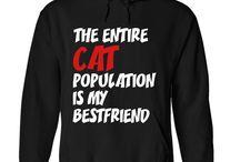 Cat Apparel & Cat Stuff