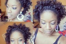 Protective Hairstyles / by S. Bridges