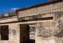 Zonas Arqueológicas en México