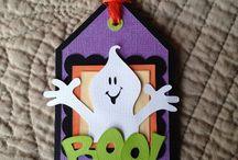 Scrapbook Halloween