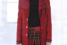 How to wear your tartan trousers - the girls guide