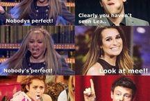 Glee:)