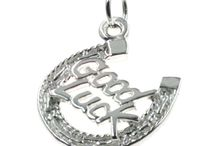Good Luck Charms / https://www.chain-me-up.com.au/good-luck-charms-for-bracelets-silver-gold.asp