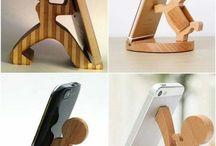 Wood Stand Gadget