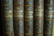 books-vintage/rare / The art and and beauty of reading isn't contained just in the story.  / by greywren