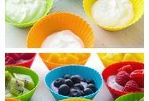 yogurt&fruit