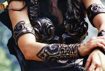 xena warrior princess and hercules