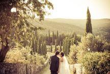 Romantic and Wedding - Tuscany