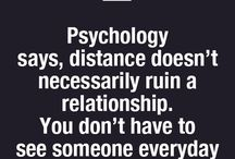 can it be relationship without any kind of contact? physical..
