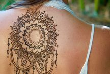 Henna art and tattoo